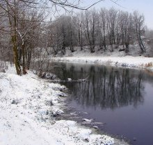 Winter etyud1 / ***