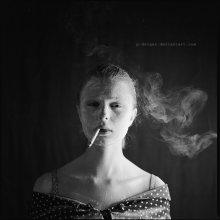 smoke .. / ...........