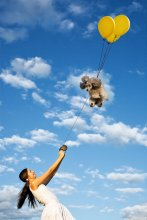 Photos about how we ran the poodle! / :):):)