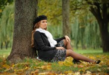 Expanding its autumnal mood. Part 2. / ***