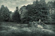 Autumn. Bridge. / *******