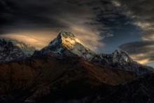 Peak (Annapurna Annapurna South 7,219 m) / ***