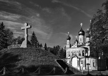 Mass grave of Russian soldiers died in the Battle of Poltava (2) / ***