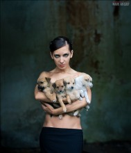 Cruella De Vill / model Chernika