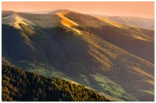 Carpathians, the Alps are small ... / ***