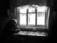 Samotna  zima / ***