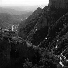 The road to Montserrat / ***