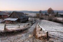Autumn frost / ***