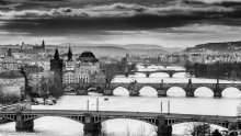 View of the Vltava / ***