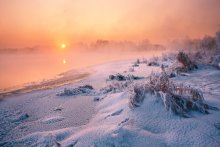 Frosty morning at Vilia / ***