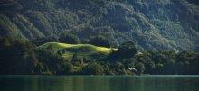 Morning at the Mondsee / ***