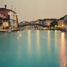 evening on the Grand Canal / ***
