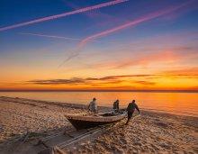At Evening Dawn / ***