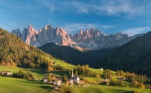 Autumn in South Tyrol / ***