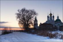 Winter evening ... / ***