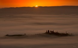 golden mists of Tuscany / ***