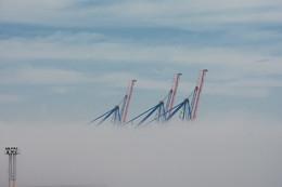 Morning mist ... / ***