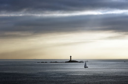 Another day / Morning light in Brittany