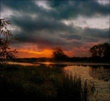 Warm evening / ***