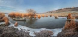 frosty morning / ***