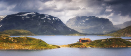 hut not in the village / ***