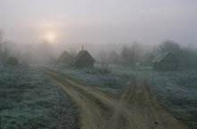 morning in the village / ***