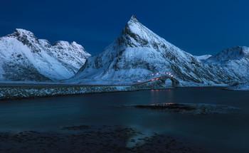 Fredvang / Lofoten islands, Norway