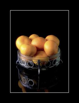 tangerines / 2017