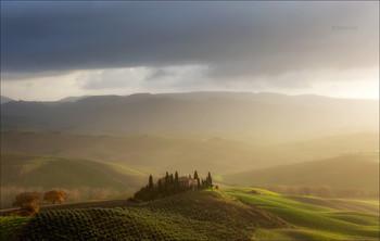 Belvedere sunrise / ***