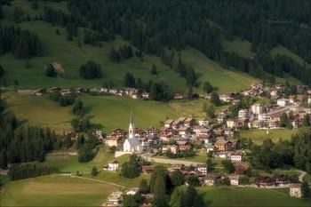 Meravigliosa valle... / ***