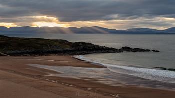 Red Sand Beach / Gairloch, Scotland