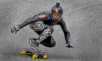 Black Mamba / Downhill Skater