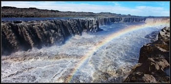 Waterfalls of Iceland / ***