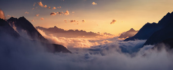 Above the clouds / ***