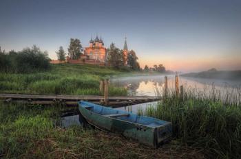 At dawn / ***