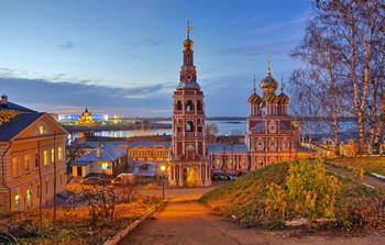 Nizhny Novgorod / ***