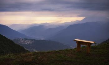 A place for contemplation / ***